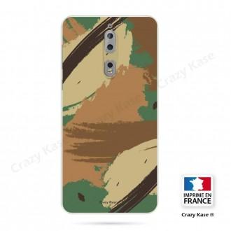 Coque Nokia 6 souple motif Camouflage - Crazy Kase