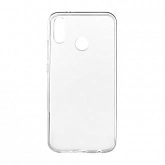 Coque Huawei P20 Lite Transparente souple - Crazy Kase
