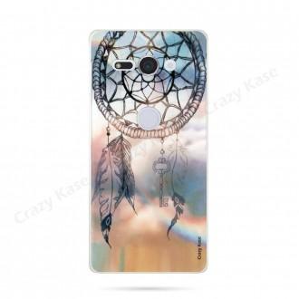 Coque Sony Xperia XZ2 Compact souple motif Attrape rêves  - Crazy Kase