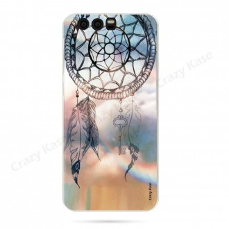 Coque Honor 9 souple motif Attrape rêves - Crazy Kase