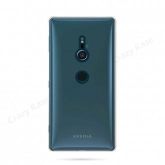 Coque Sony Xperia XZ2 Transparente souple - Crazy Kase
