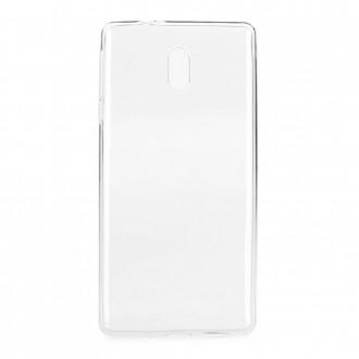 Coque Nokia 3 transparente et souple - Crazy Kase