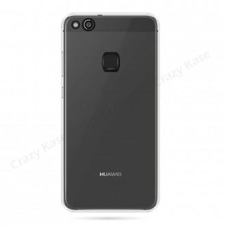 Coque Huawei P10 Lite Transparente souple  - Crazy Kase