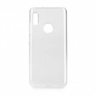 Coque Xiaomi Redmi Note 5 transparente et souple - Crazy Kase