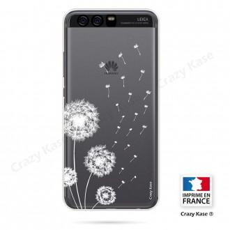 Coque Huawei P10 souple Fleurs de pissenlit - Crazy Kase