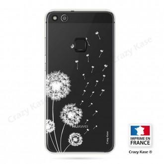 Coque Huawei P10 Lite souple Fleurs de pissenlit - Crazy Kase