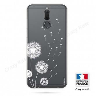 Coque Huawei Mate 10 Lite souple Fleurs de pissenlit - Crazy Kase