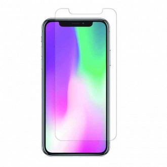Film iPhone Xr protection écran verre trempé - Muvit