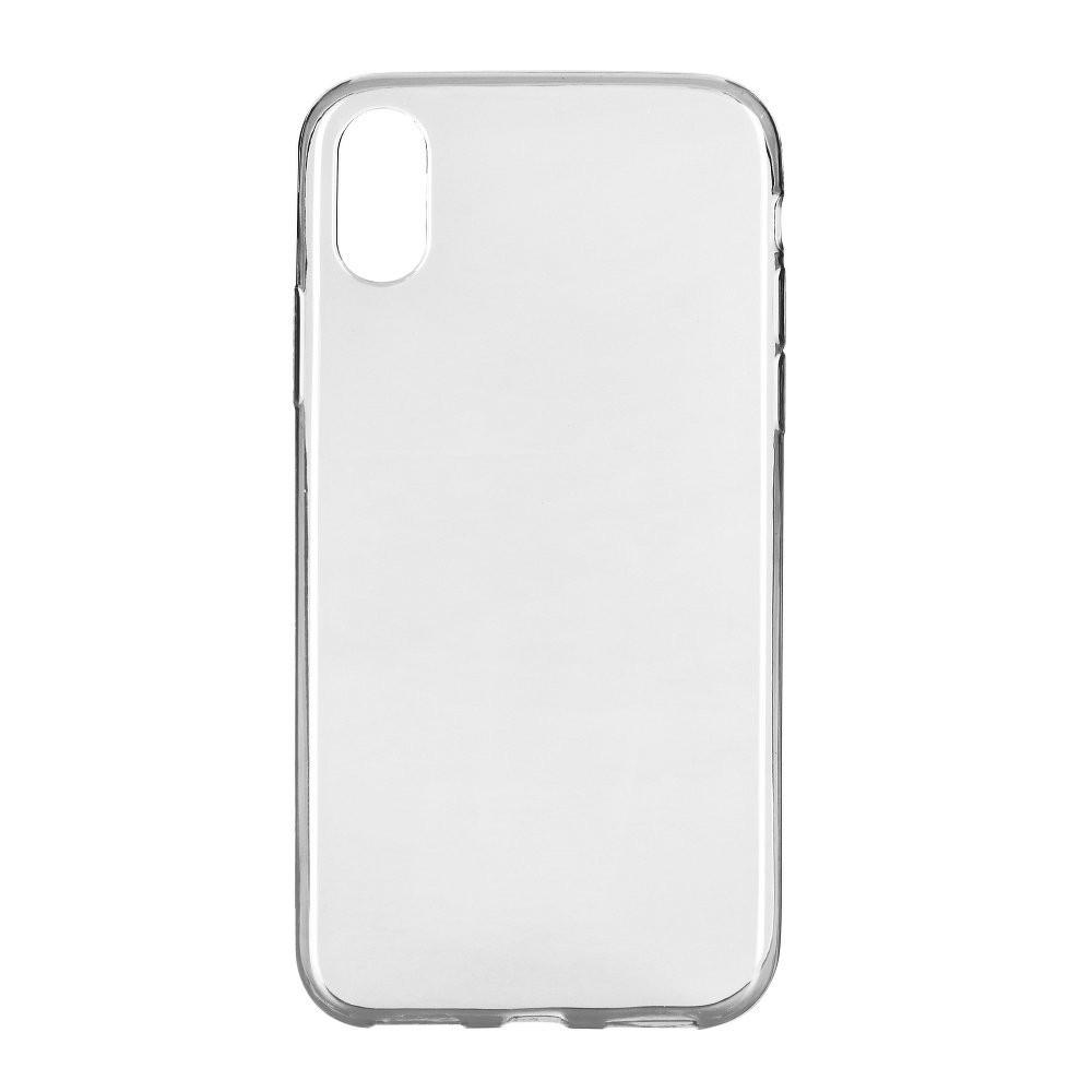 Coque iPhone Xs Transparente et Souple - Crazy Kase