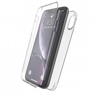 Coque iPhone Xr Defense 360° transparente - Xdoria