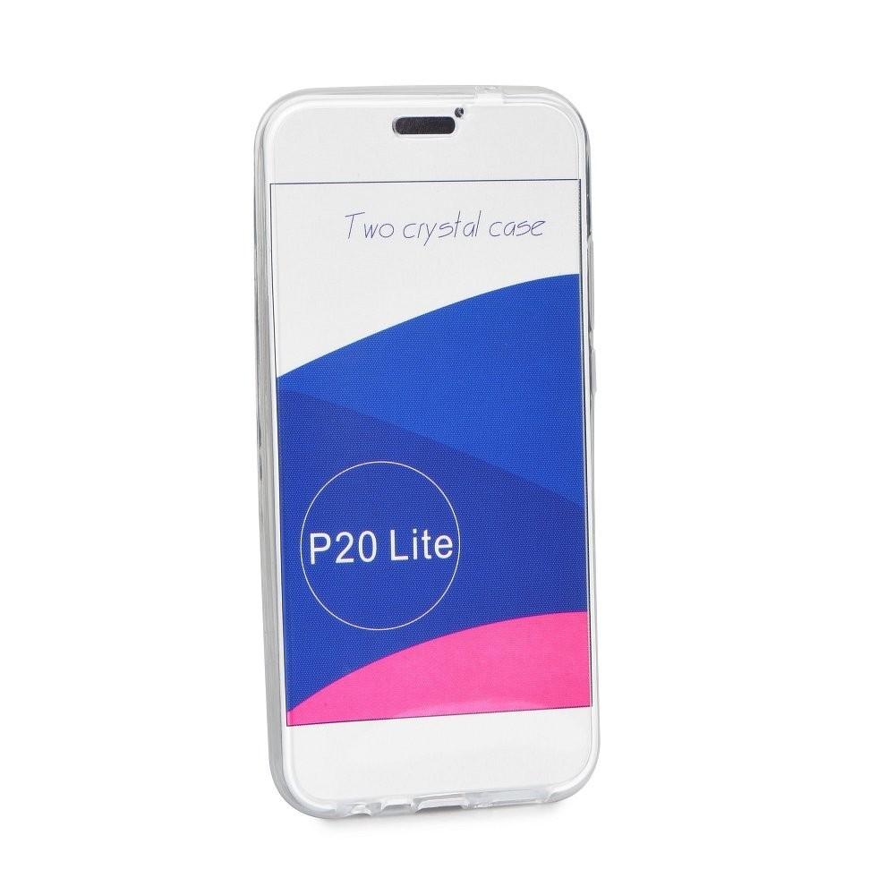 coque huawei p20 lite transparente 360