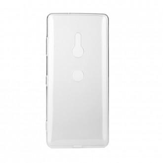 Coque Sony Xperia XZ3 Transparente souple - Crazy Kase
