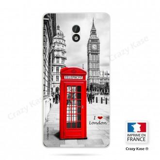 Coque Nokia 3 souple motif Londres - Crazy Kase