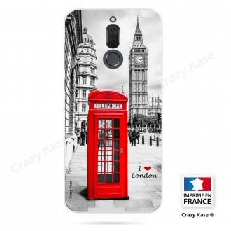 Coque Huawei Mate 10 Lite souple motif Londres -  Crazy Kase