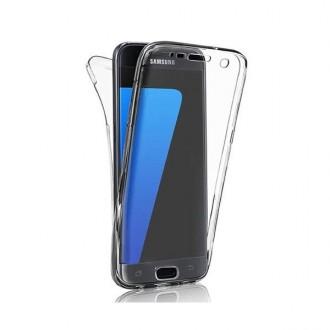 Coque Galaxy S9 protection 360° Transparente souple - Crazy Kase