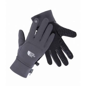 Gants gris foncé pour téléphone tactile Taille M - The North Face