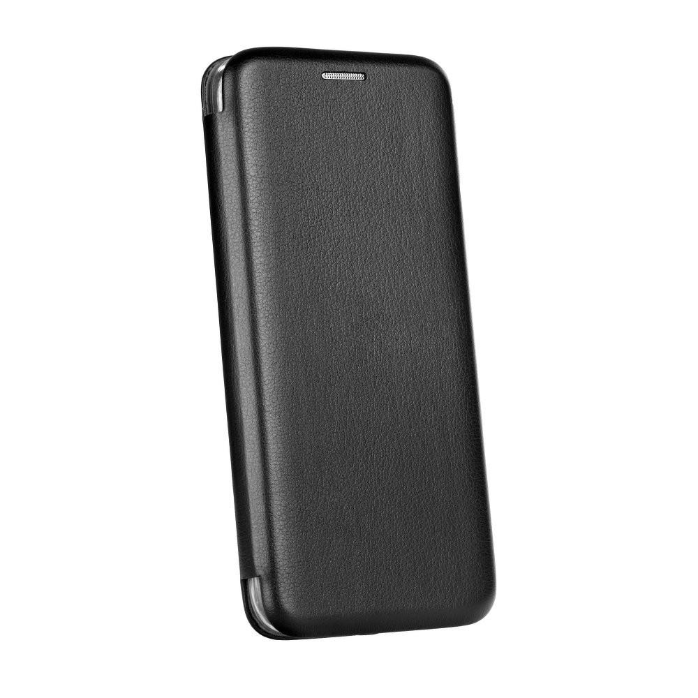 Etui Galaxy A7 (2018) Folio Noir - Forcell