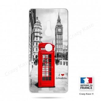 Coque Sony Xperia XZ3 souple Londres - Crazy Kase