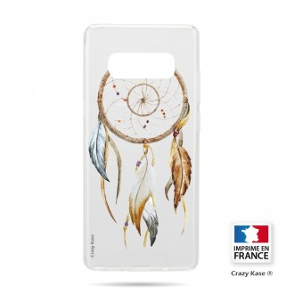 Coque Galaxy S10 souple motif Attrape Rêves Nature - Crazy Kase