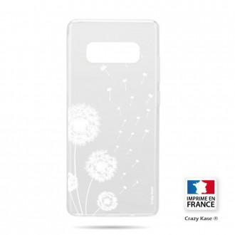 Coque Galaxy S10 souple Fleurs de pissenlit - Crazy Kase