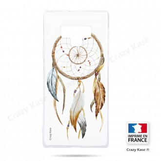 Coque Galaxy Note 9 souple motif Attrape Rêves Nature - Crazy Kase