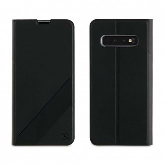 Etui Galaxy S10 porte cartes Noir - Muvit