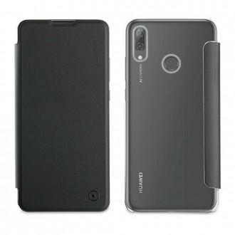Etui Huawei P Smart 2019 Noir - Muvit
