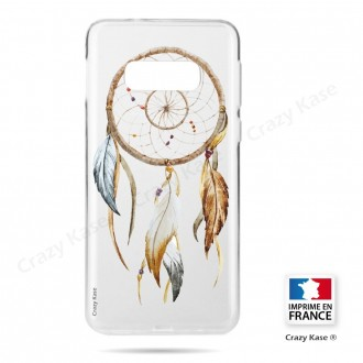 Coque Galaxy S10e souple motif Attrape Rêves Nature - Crazy Kase