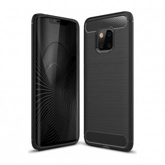 Coque Huawei Mate 20 Pro effet carbone - Crazy Kase