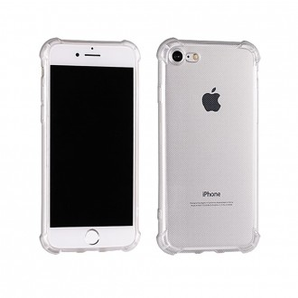 Coque iPhone 7 / 8 anti-choc transparente - Crazy Kase