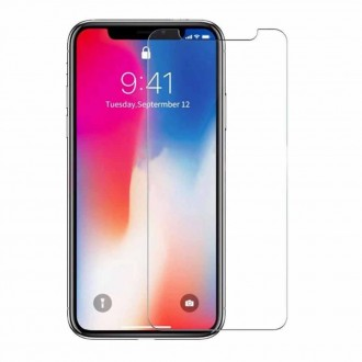 Film iPhone Xr protection écran verre trempé
