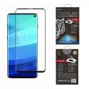 Film Galaxy S10 protection écran verre trempé avec applicateur - Muvit