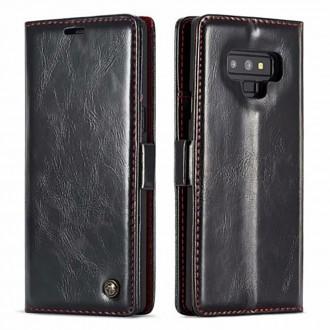Etui Galaxy Note 9 porte-cartes Noir - CaseMe