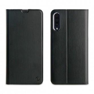 Etui Galaxy  A50 porte cartes Noir - Muvit