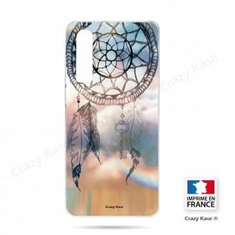 Coque Galaxy A70 souple motif Attrape rêves  - Crazy Kase