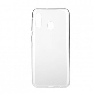 Coque Galaxy A20e Transparente souple - Crazy Kase