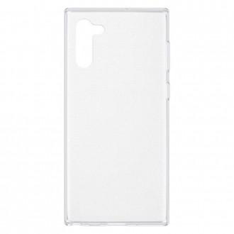 Coque compatible Galaxy Note 10 Transparent souple - Crazy Kase