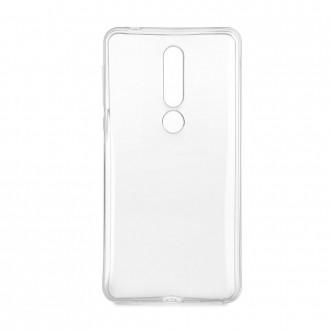 Coque compatible Nokia 4.2 Transparente souple - Crazy Kase