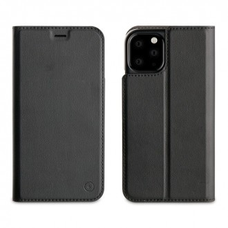 Etui Galaxy A70 porte cartes Noir - Muvit