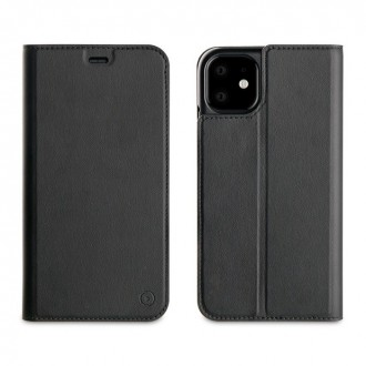 Etui compatible iPhone 11 Pro porte cartes Noir - Muvit