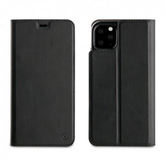 Etui compatible iPhone 11 Pro porte cartes Noir - Muvit