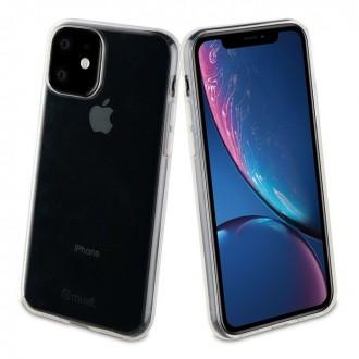 Coque compatible iPhone 11 Transparente souple - Crazy Kase