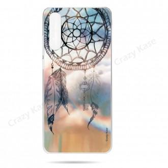 Coque compatible Galaxy A50 souple Attrape rêves - Crazy Kase