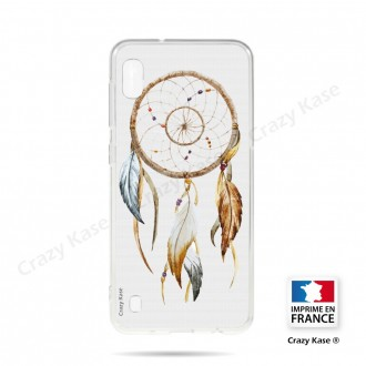 Coque compatible Galaxy A10 souple Attrape Rêves Nature - Crazy Kase