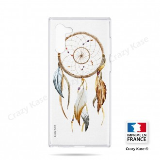 Coque compatible Galaxy Note 10 souple Attrape Rêves Nature - Crazy Kase