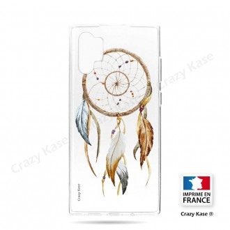 Coque compatible Galaxy Note 10 Plus souple Attrape Rêves Nature - Crazy Kase