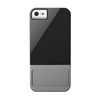 Coque Xdoria kick charcoal/ash pour Apple iPhone 5