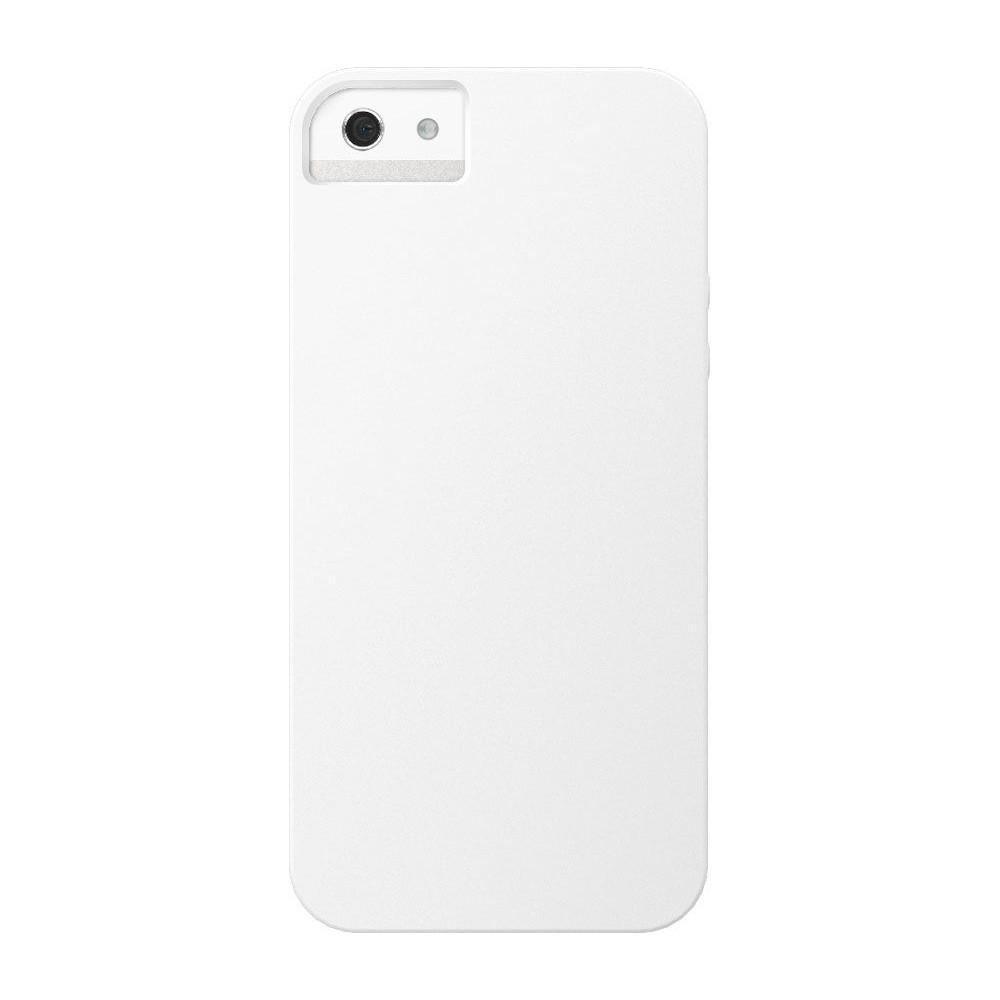 Coque Xdoria soft blanc pour Apple iPhone 5