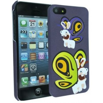 coque iphone xs lapin cretins