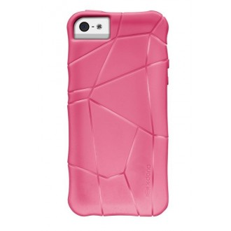 Coque Xdoria stir rose pour Apple iPhone 5